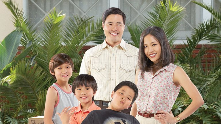 the cast of 'Fresh Off The Boat'