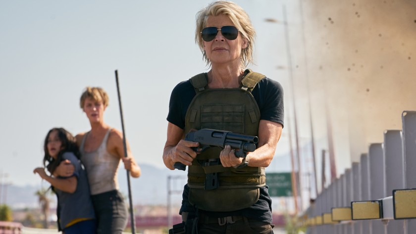 Terminator Dark Fate - Review Cover Image