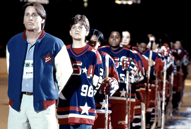 the 1992 Mighty Ducks