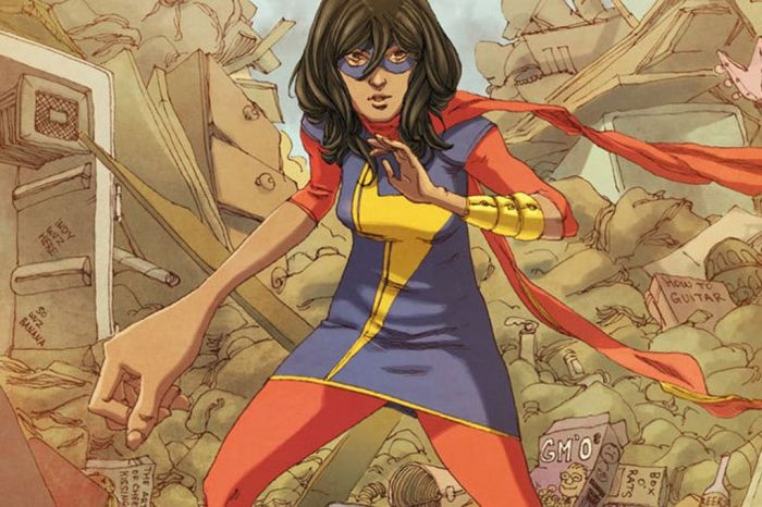 Marvel Is Potentially Casting The Inventor For 'Ms. Marvel'