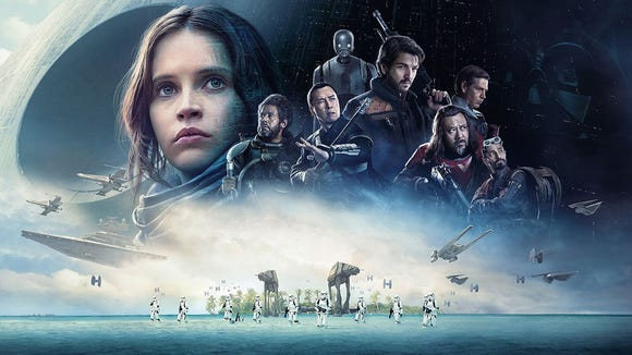 Celebrating Star Wars: 'Rogue One: A Star Wars Story' - The Story of the Unsung Heroes