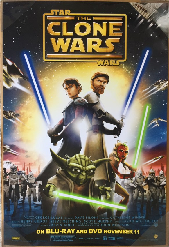 The Clone Wars Movie Review Image