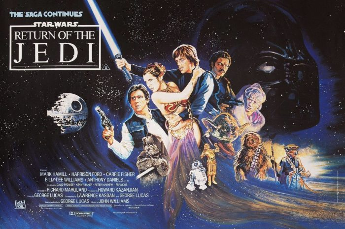 "Celebrating Star Wars: ""Return of the Jedi"" Is A Messy But Satisfying Conclusion"