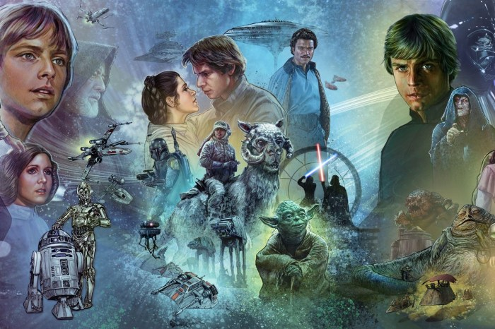Celebrating Star Wars: Ranking Every Film In The Skywalker Saga