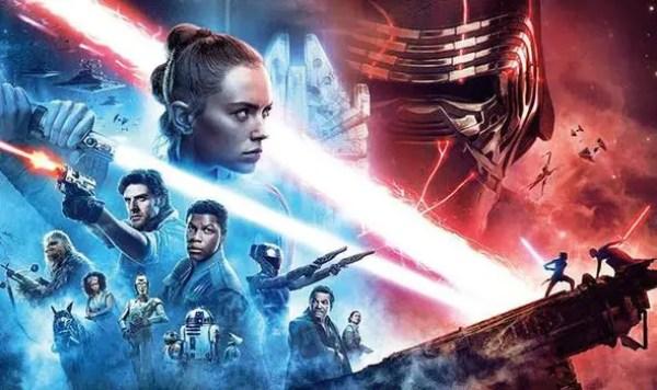The Rise of Skywalker - Post Shot