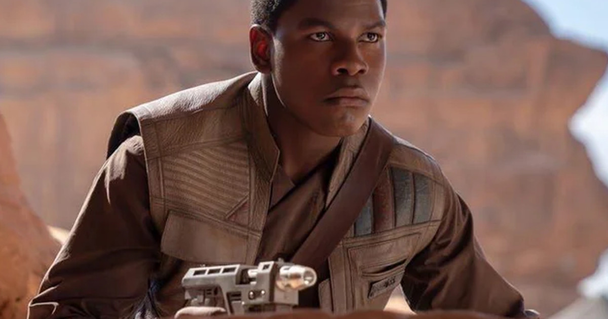 Finn S Past Will Be Explored In Star Wars The Rise Of Skywalker
