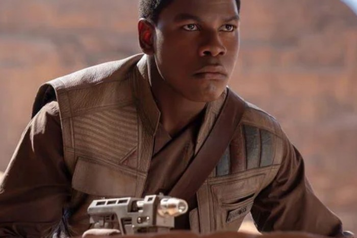 Finn's Past Will Be Explored In 'Star Wars: The Rise Of Skywalker'