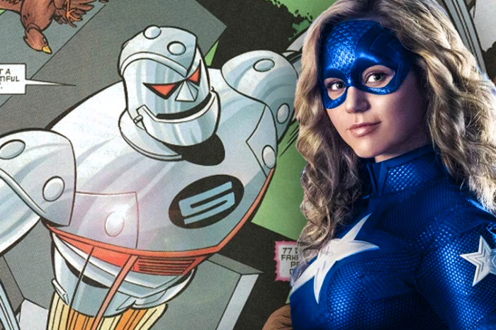 DC Universe's 'Stargirl': First Look At S.T.R.I.P.E. Revealed
