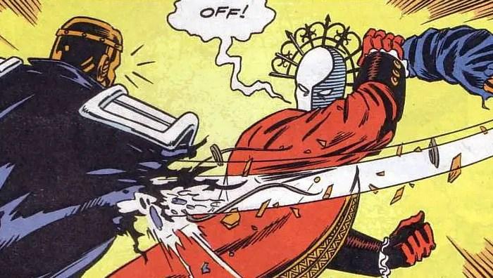 Roger Floyd To Play Red Jack In 'Doom Patrol' Season 2
