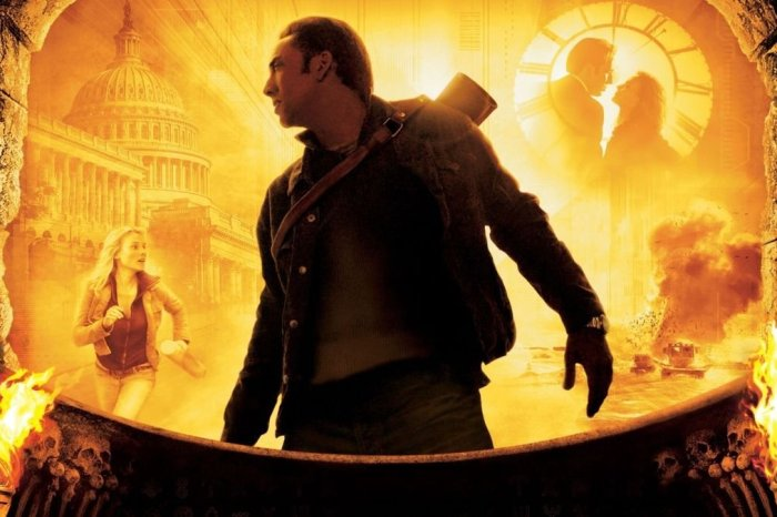 'National Treasure 3' Moving Forward With Jerry Bruckheimer On Board As Producer