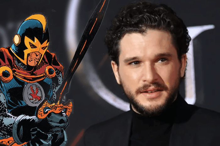 'Eternals' Set Video Provides New Look At Kit Harington's Dane Whitman