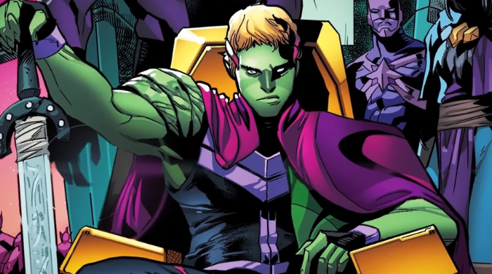 Hulkling Will Reportedly Appear In An Upcoming MCU Project