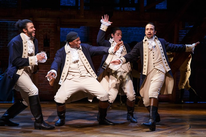Lin-Manuel Miranda Reveals 'Hamilton' Movie Will Feature Original Broadway Cast
