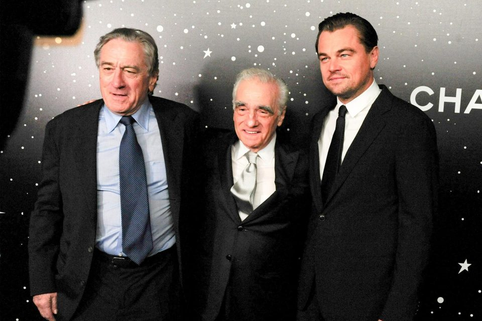 De Niro, Scorcese, DiCaprio