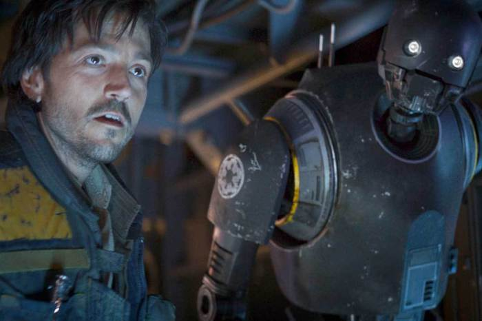 Cassian Andor Disney+ Series Begins Production This Year