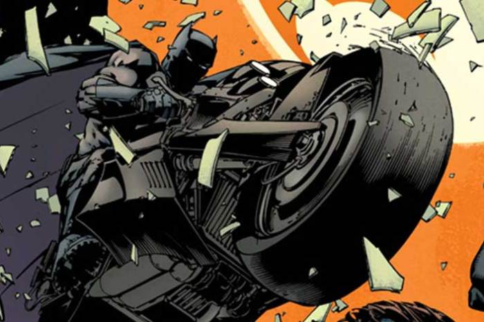 'The Batman' Set Photos Showcase First Look At Potential Batcycle