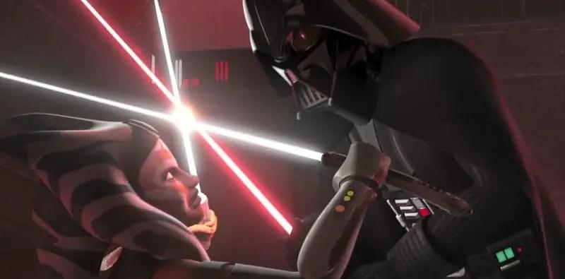 Ahsoka v. Vader
