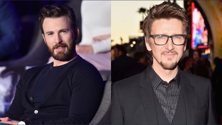 Chris Evans and Scott Derrickson