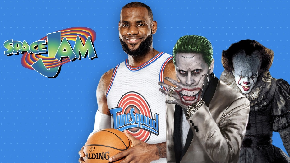 Space Jam 2 Leaks Feature Joker Pennywise The Mask More