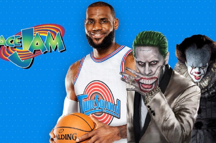 'Space Jam 2' Leaks Feature Joker, Pennywise, The Mask & More