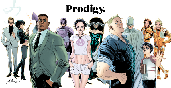'Eternals' Scribes Tapped To Write Film Adaptation Of Mark Millar's 'Prodigy' For Netflix