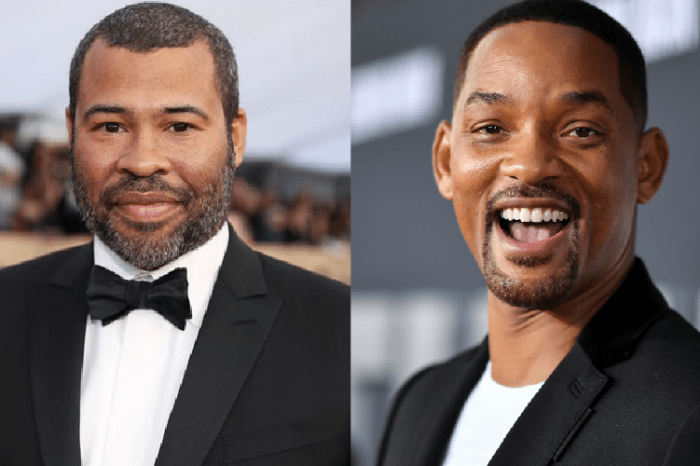 Jordan Peele's Universal Monster Film Eyeing Will Smith