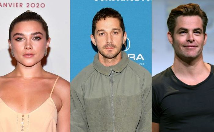 Florence Pugh, Shia LaBeouf, & Chris Pine To Star In Olivia Wilde's 'Don't Worry Darling'