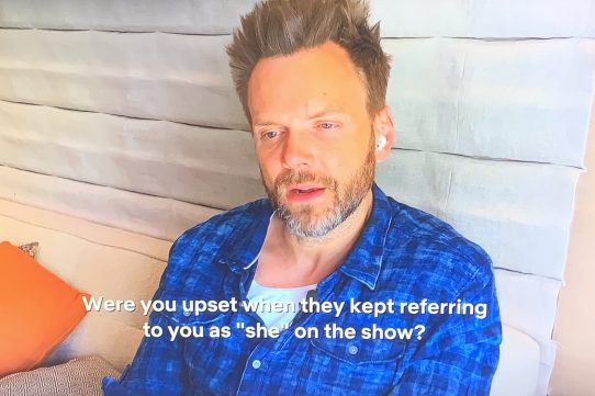 Tiger King - Joel McHale