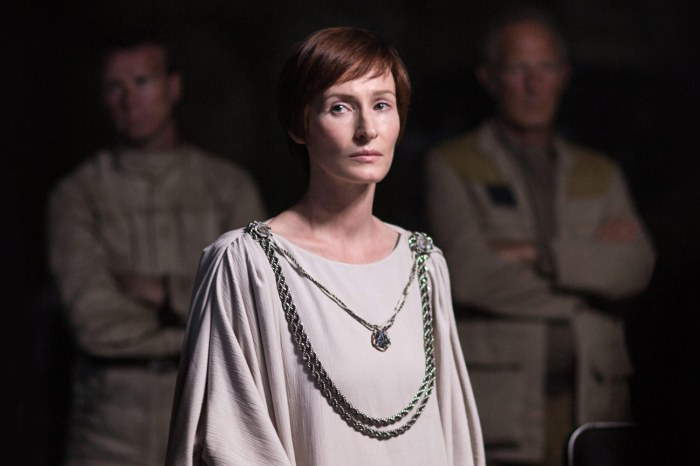 Genevieve O'Reilly To Return As Mon Mothma For Cassian Andor Series