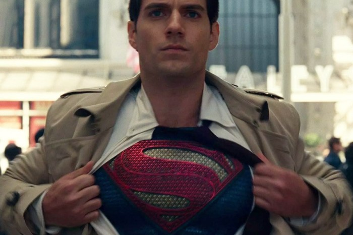 Henry Cavill In Talks To Return As Superman In Future DCEU Films