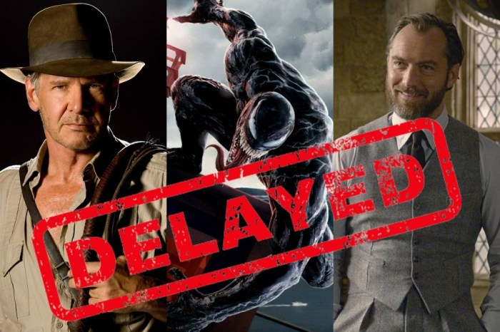 6(ish) Movies That Could Benefit From Being Delayed