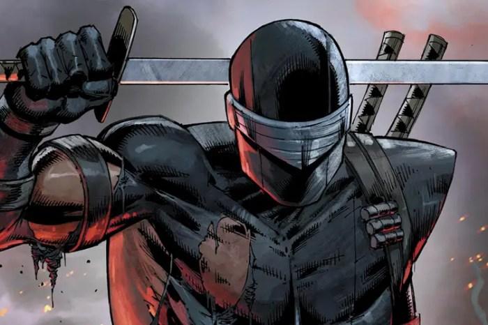 'Snake-Eyes: G.I. Joe Origins' Follow-Up In The Works