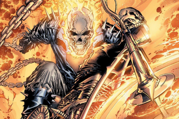 Marvel Studios Reportedly Developing 'Ghost Rider' Project