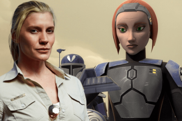 'The Mandalorian' Season 2 Casts Katee Sackhoff As Bo-Katan