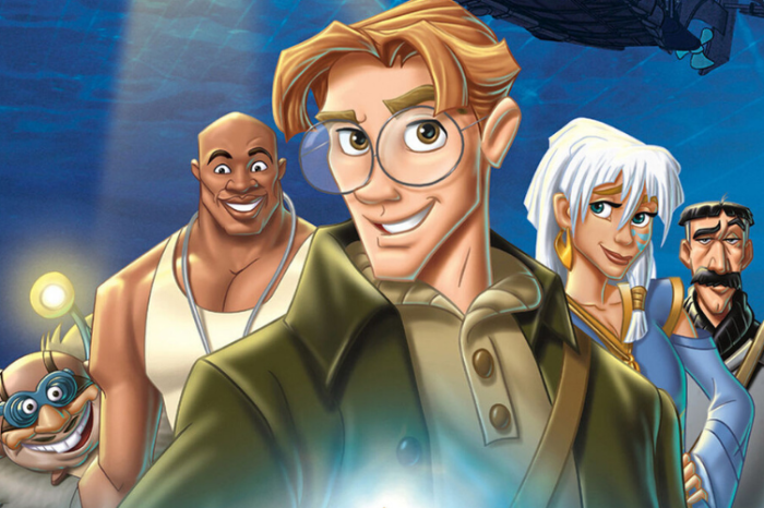 'Atlantis: The Lost Empire' Live-Action Film In Early Development At Disney
