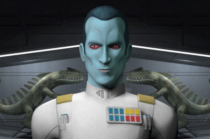 Disney Casting Live-Action Thrawn For Future 'Star Wars' Project