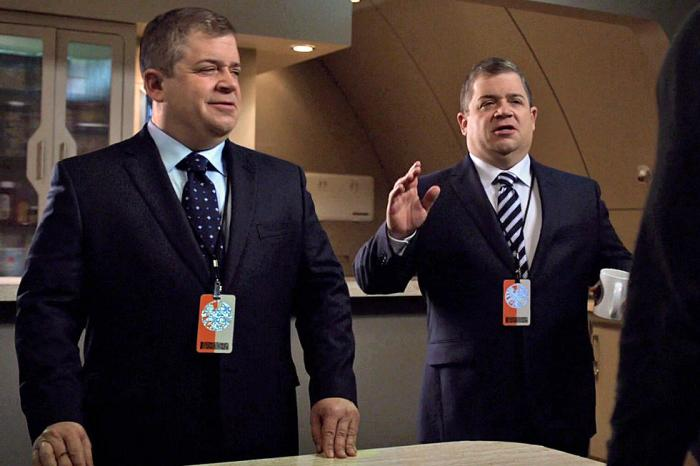 Patton Oswalt To Return For 'Agents Of S.H.I.E.L.D.' Season 7