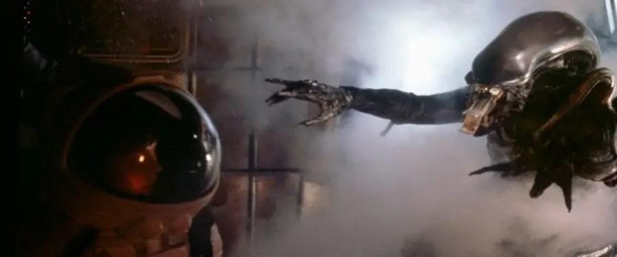 Alien - Alien and Ripley