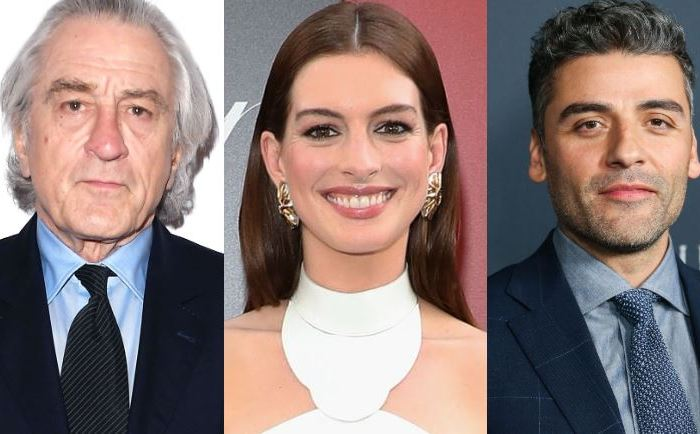 Robert De Niro, Anne Hathaway, & Oscar Isaac Join The Cast Of 'Armageddon Time'