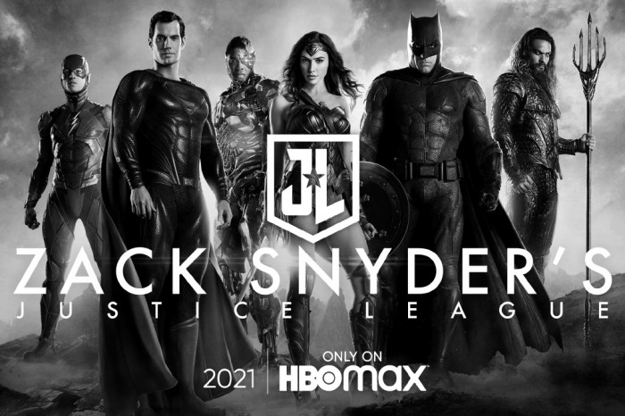 First Look At 'Zack Snyder's Justice League' Revealed