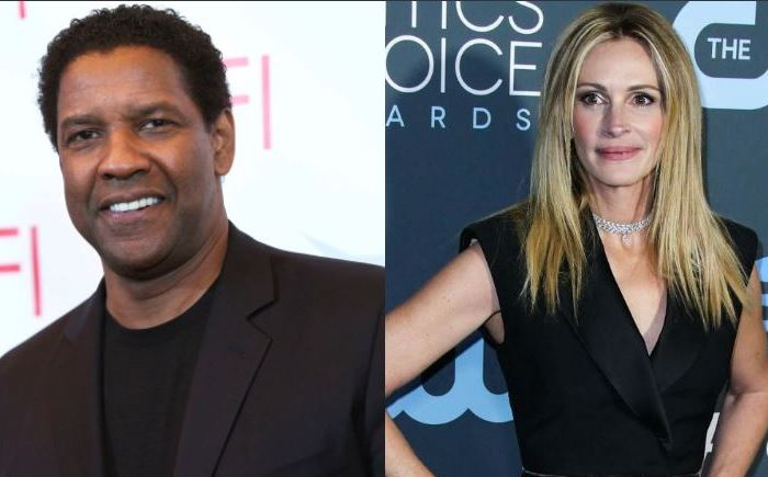 Denzel Washington & Julia Roberts To Star In Netflix's 'Leave The World Behind'