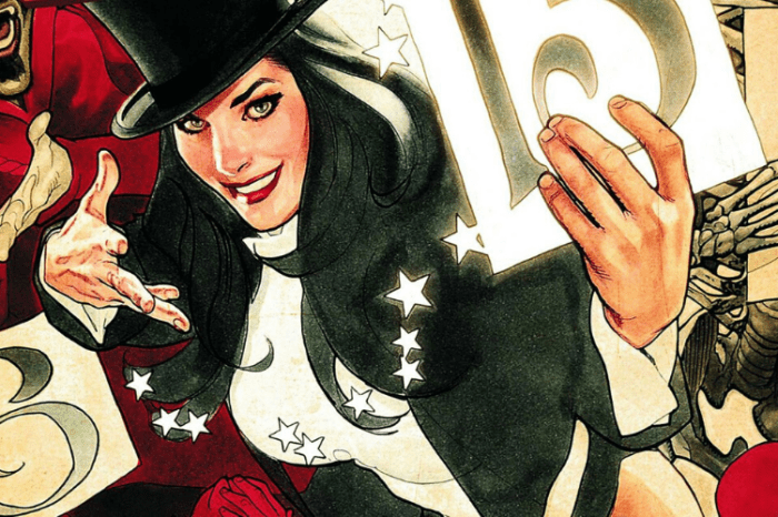 'Zatanna' Film Reportedly In Early Development At Warner Bros.