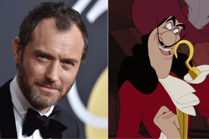 Jude Law To Play Captain Hook In 'Peter Pan & Wendy'
