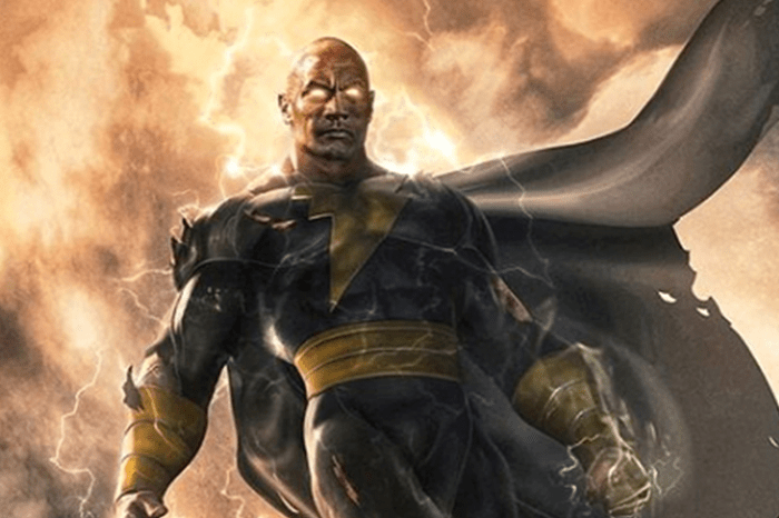'Black Adam' Costume & Logo Officially Revealed At DC FanDome