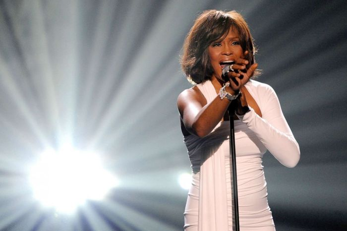 Whitney Houston Biopic In Development At Sony Pictures