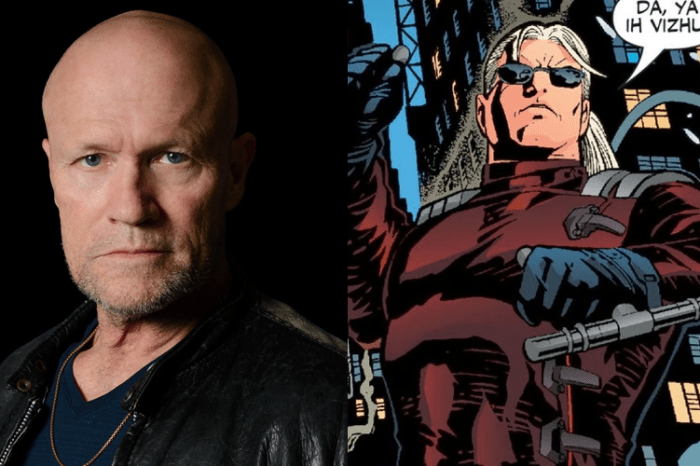 Michael Rooker To Play Savant In 'The Suicide Squad'
