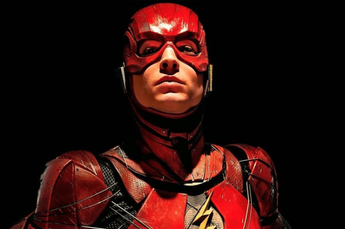Leaked Set Photo From 'The Flash' Reveals Best Look At Hero's New Suit