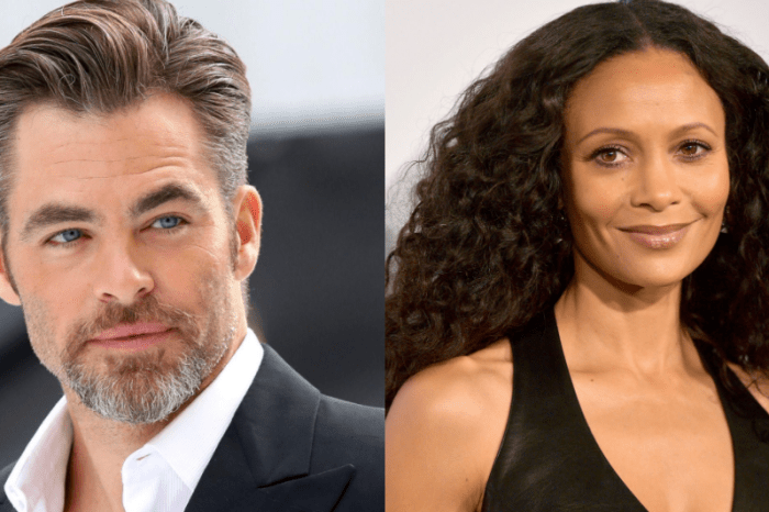 Amazon Picks Up 'All The Old Knives' Starring Chris Pine & Thandie Newton