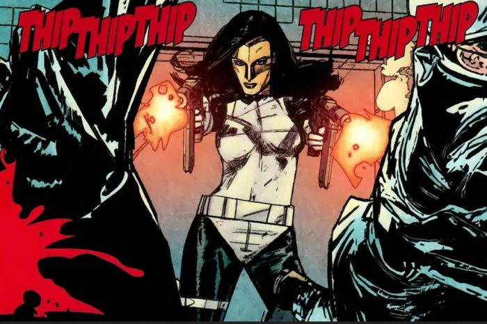 RUMOR: Madame Masque Will Appear In 'Hawkeye' Disney+ Series
