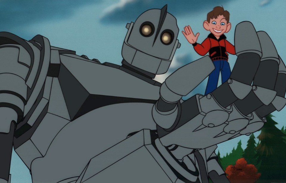 Full Circle Flashback: 'The Iron Giant' Review: An Animated Masterpiece